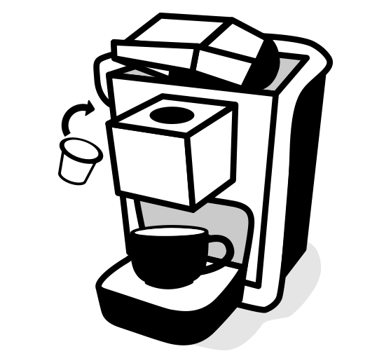 Pop that K-Cup in a Keurig